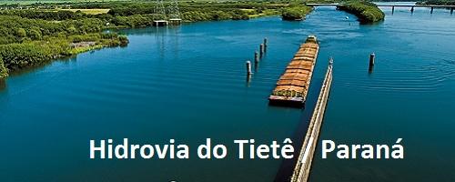 Hidrovia do Tietê / Paraná