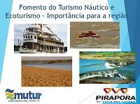 8 - Fomento do Turismo Náutico e Ecoturismo